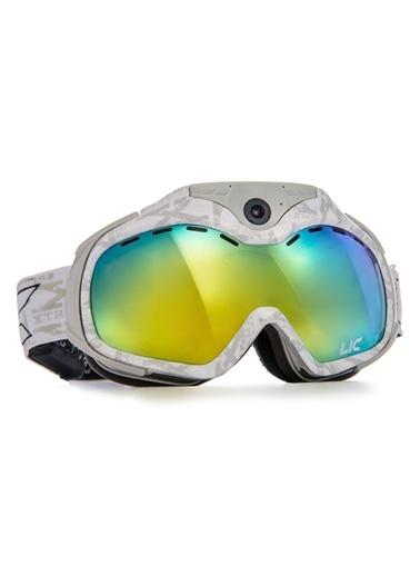 Apex 1080P 12.0Mp Full Hd Kameralı Kayak ve Snowboard Gözlüğü-Liquid Image